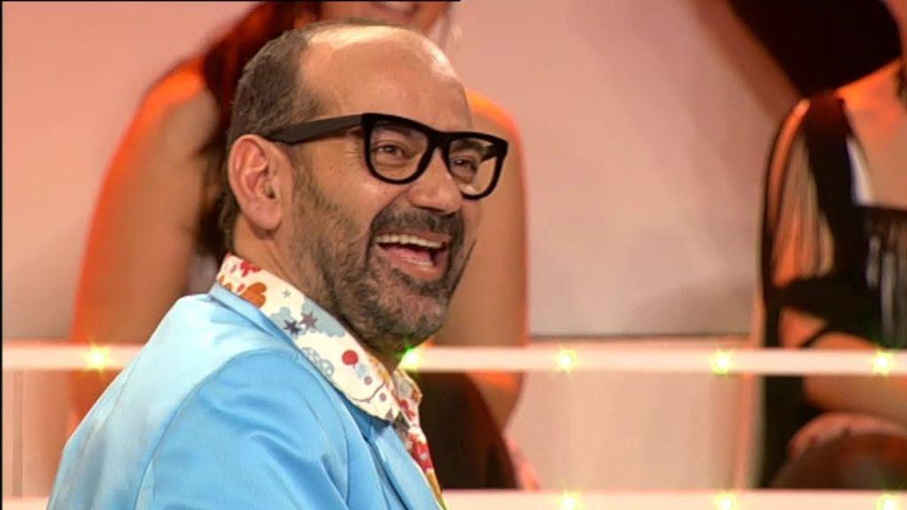 José Corbacho, nuevo miembro del jurado de 'Tú sí que vales'