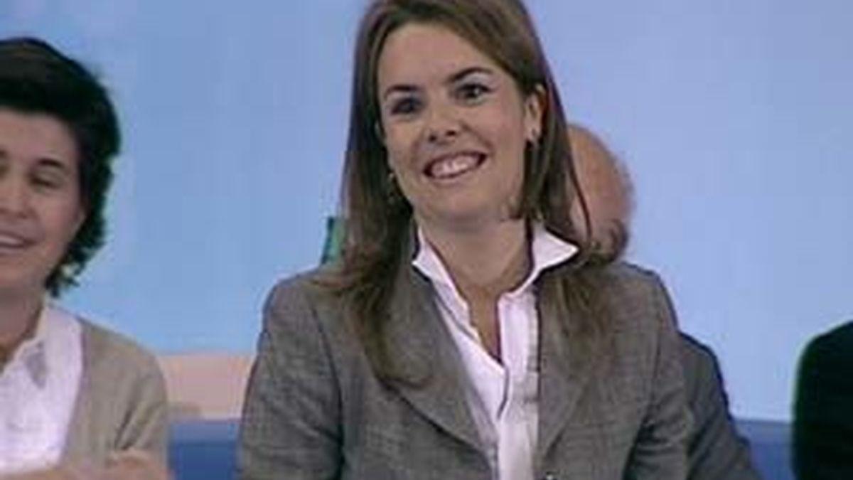 """El líder del PP, Mariano Rajoy, """"contento"""" por la liberación. Vídeo: Atlas"""