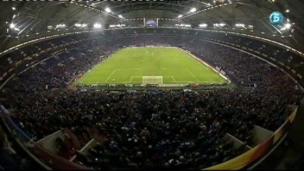 Schalke 04 - Athletic de Bilbao. Segunda parte