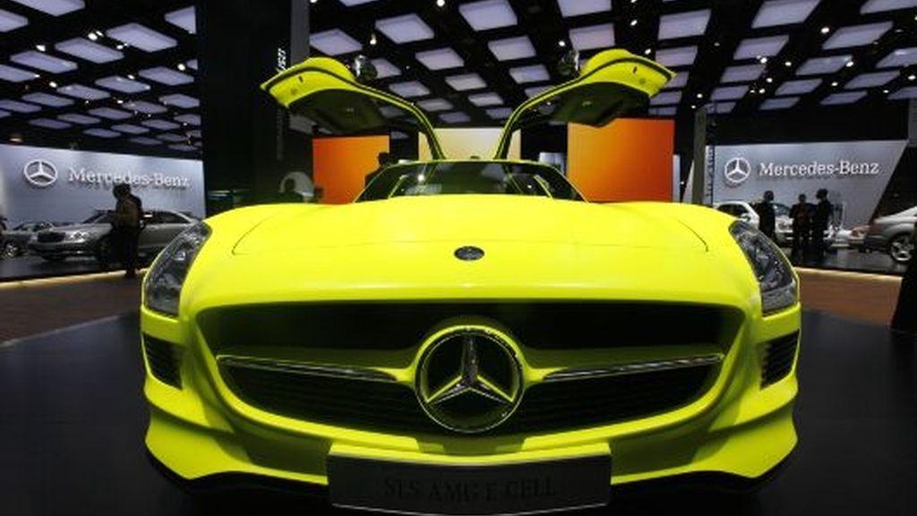 El Salón del Automóvil de Detroit se vuelve verde