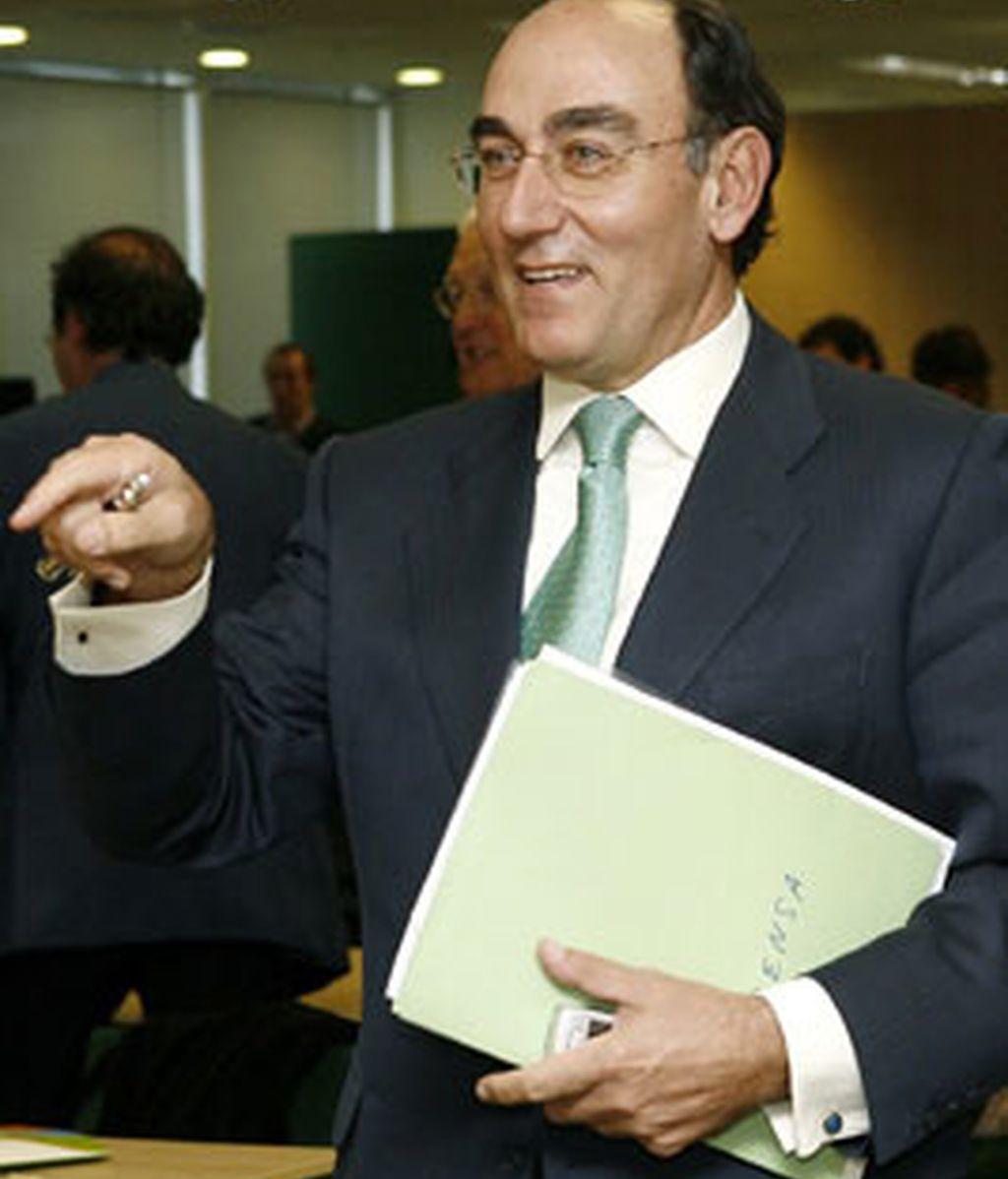 Imagen de archivo de Ignacio Sánchez Galán.