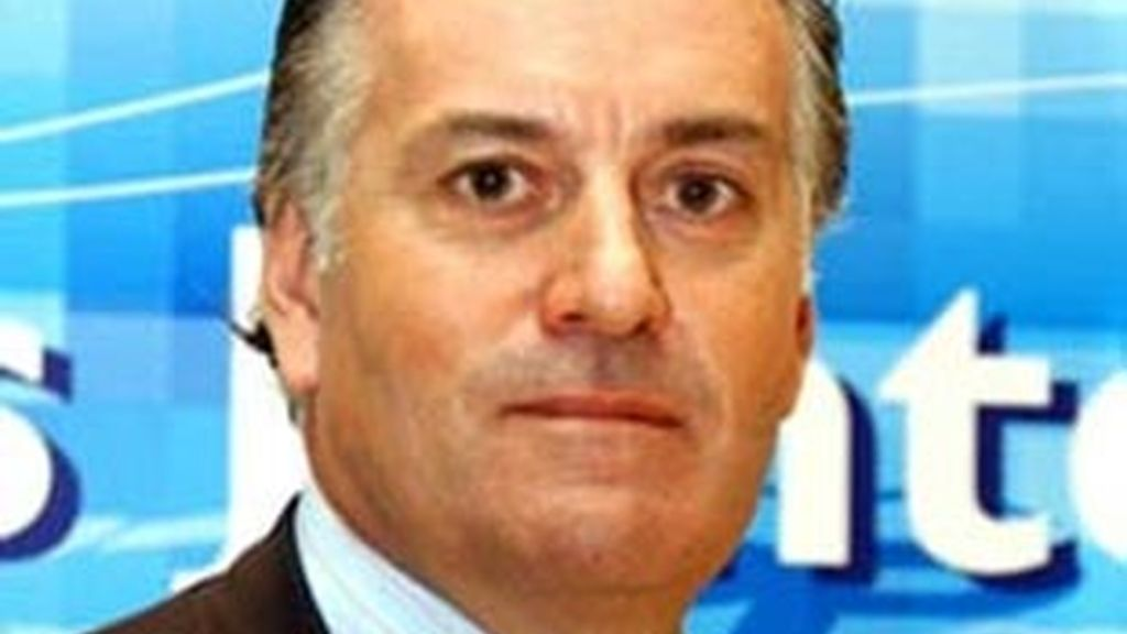 Imagen de archivo del tesorero del PP, Luis Bárcenas. Foto: Archivo.