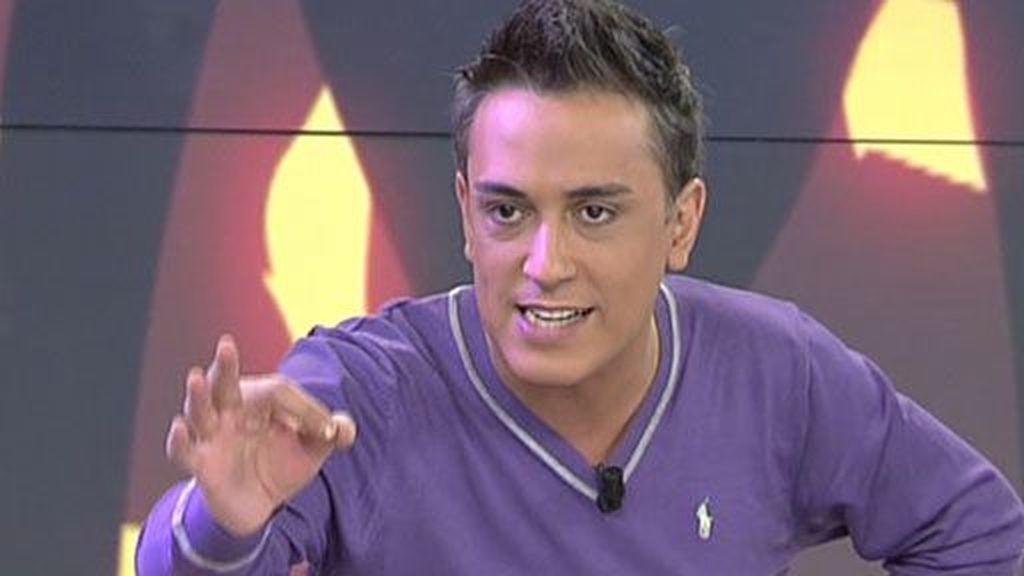 Kiko Hernández vs. Aída Nízar