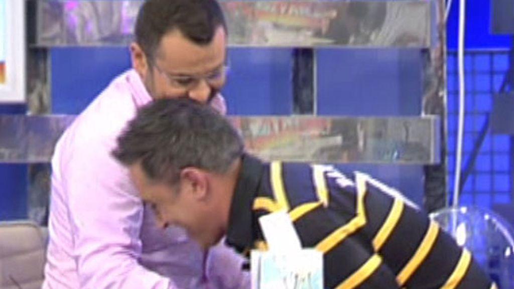 Jorge Javier pone nervioso a Kiko