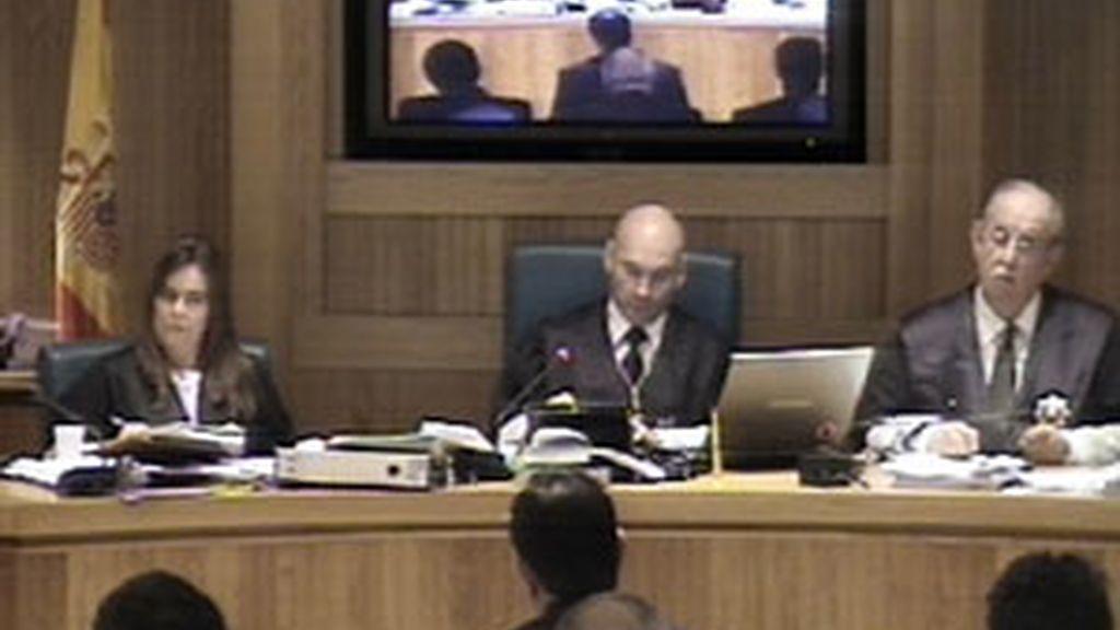 Durante la tercera sesión del juicio los testigos se contradijeron entre ellos. FOTO: Informativos Telecinco