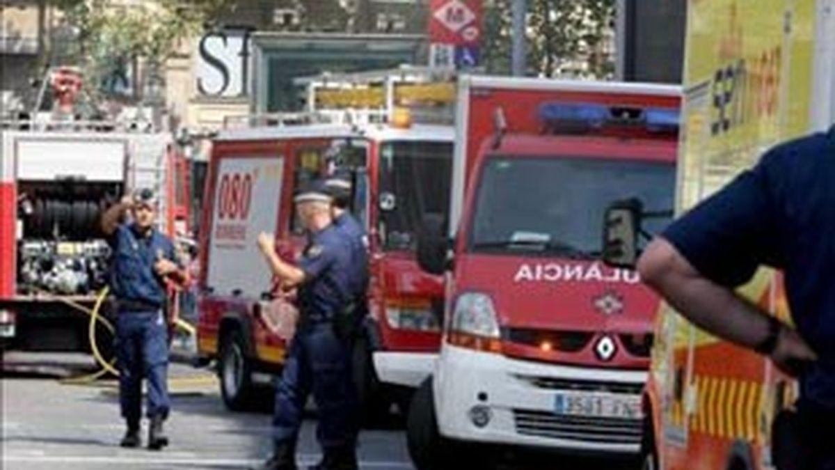 La Ley de Emergencias valenciana castigará a los bromistas. Foto: EFE.