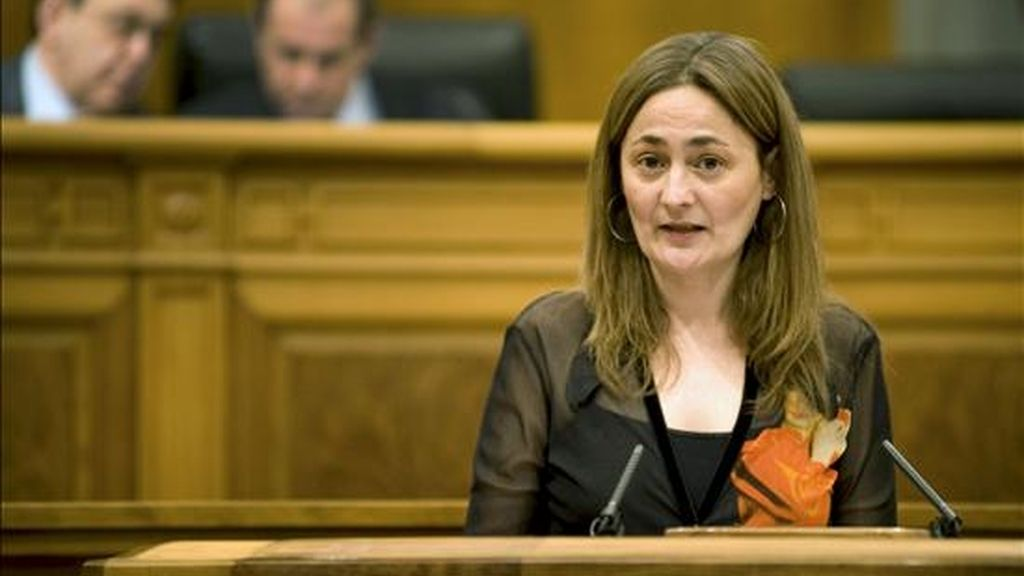 La secretaria de Estado de Empleo, María Luz Rodríguez. EFE/Archiov