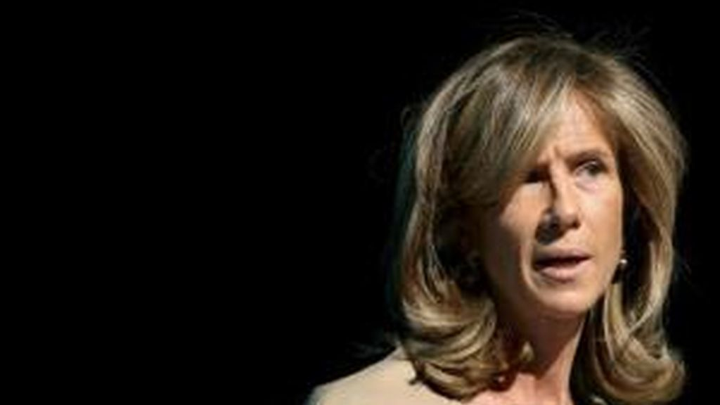 La ministra de Ciencia e Innovación, Cristina Garmendia. EFE/Archivo