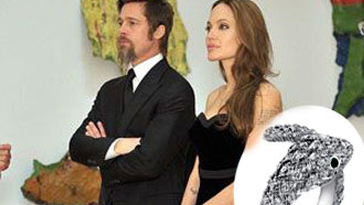 La pareja más poderosa de Hollywood lanza una línea de joyas diseñadas por ellos mismos con fines benéficos.