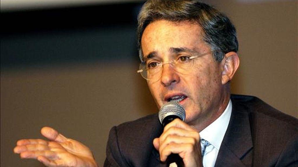 Uribe y Obama abordarán en el encuentro asuntos de interés bilateral y regional, como los energéticos y de educación. EFE/Archivo