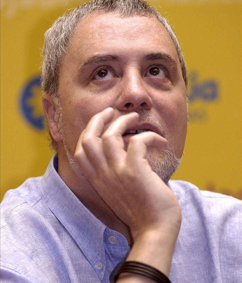 El actor Joaquín Kremel. EFE/Archivo