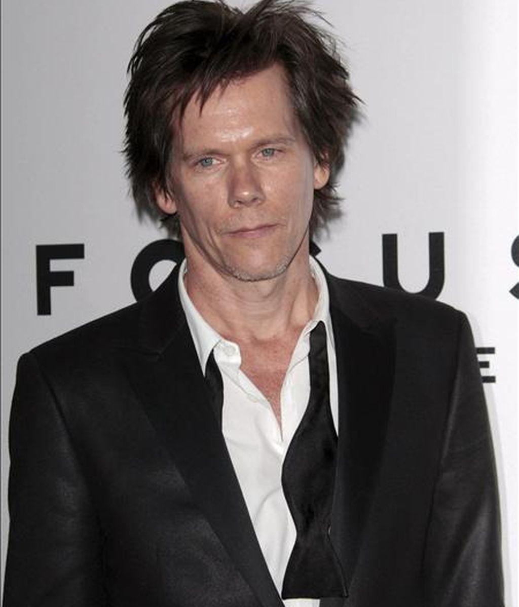 """Kevin Bacon se pondrá a las órdenes del director Matthew Vaughn para protagonizar una de las precuelas de la historia de los """"X-Men"""", """"X-Men: First Class"""", que se rodará en los próximos meses con la idea de estrenarse en junio de 2011. EFE/Archivo"""