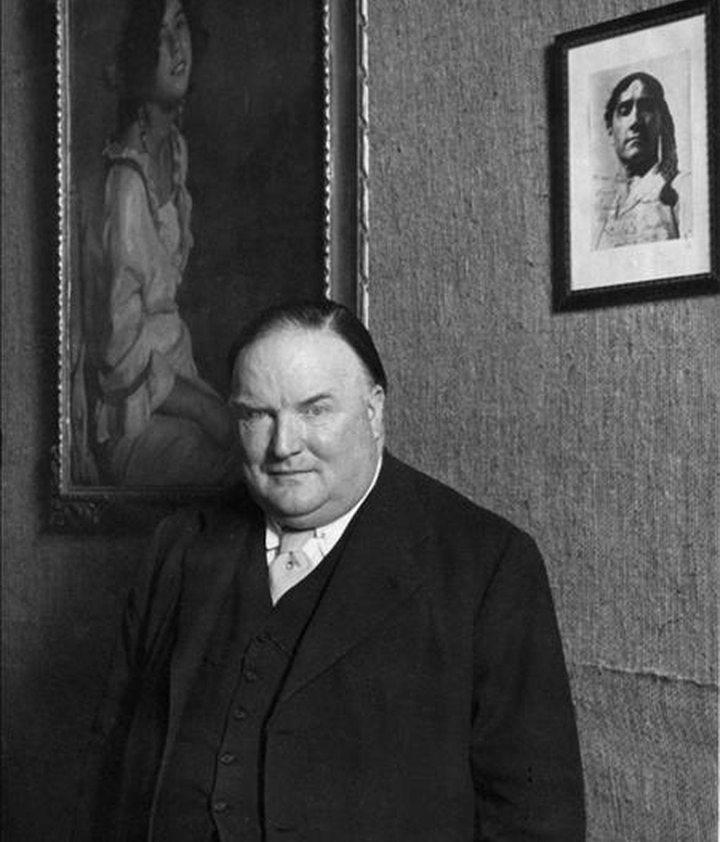 El escritor e hispanista irlandés, Walter Starkie. EFE/Archivo