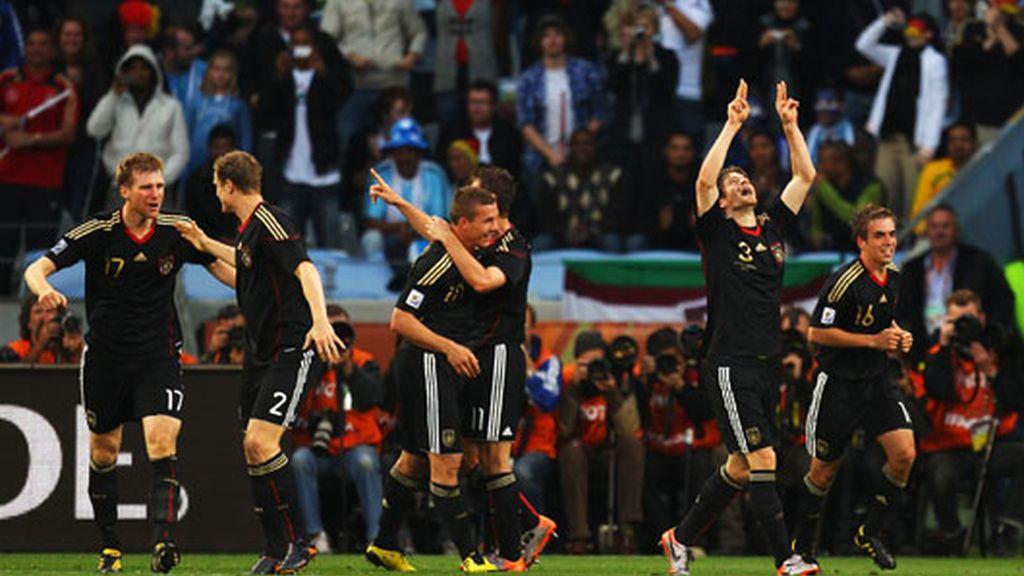 Alemania brinda un homenaje al fútbol goleando a Argentina. VÍDEO: INFORMATIVOS TELECINCO.