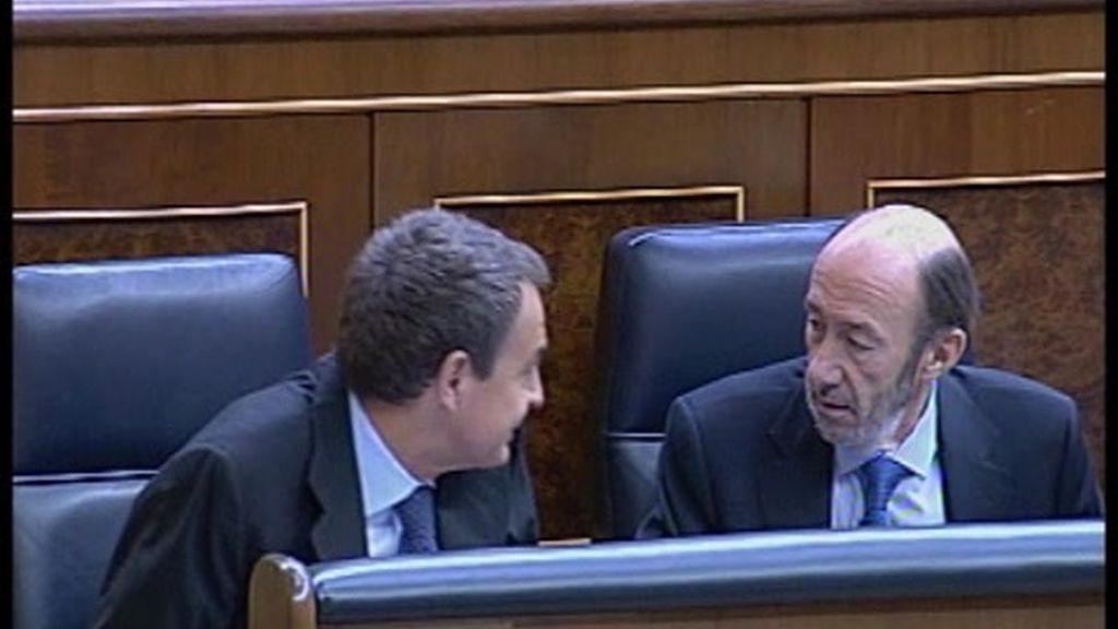 Zapatero no se mueve de España