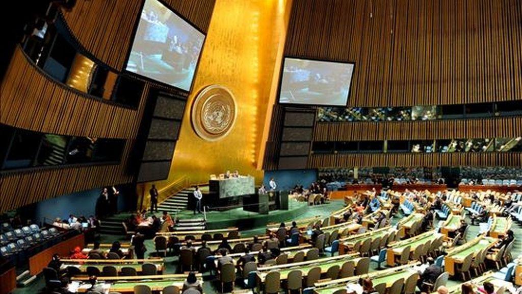"""El ministro de Exteriores de Cuba, Bruno Rodríguez, señaló que los avances en el desarrollo en su país son """"un éxito logrado a pesar del bloqueo económico, comercial y financiero impuesto al pueblo cubano, durante medio siglo, por el Gobierno de Estados Unidos"""". EFE"""