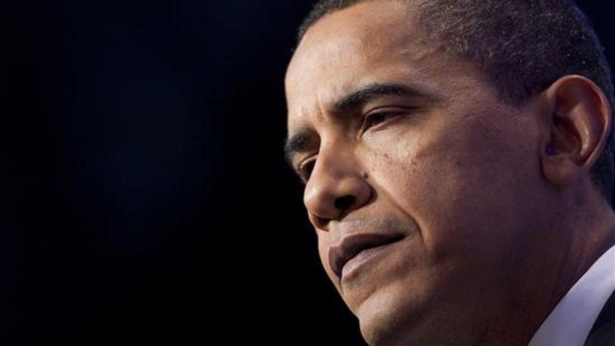 presidente de Estados Unidos, Barack Obama, escucha una pregunta este 13 de abril durante una rueda de prensa al finalizar la Cumbre sobre Seguridad Nuclear en Washington, EE.UU. EFE