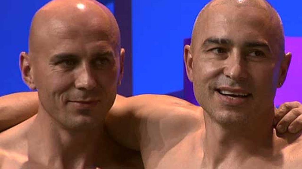 Y los ganadores son... Rippel Brothers
