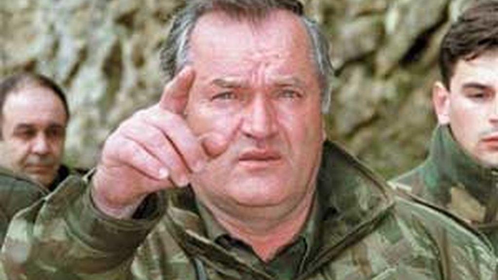 Ratko Mladic, en una imagen de archivo.
