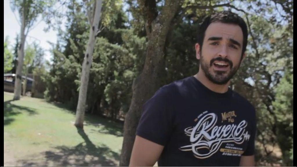 Un  saludo de Pablo Montero