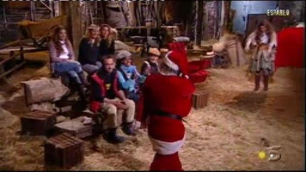 ¡Papá Noel es Toni Genil!