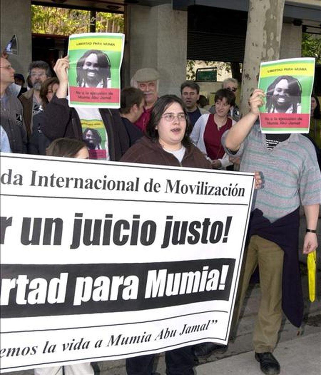 El Tribunal de Apelaciones del Tercer Distrito Federal ya había ratificado la condena de Abu Jamal, pero había declarado inválida la sentencia a pena de muerte. EFE/Archivo