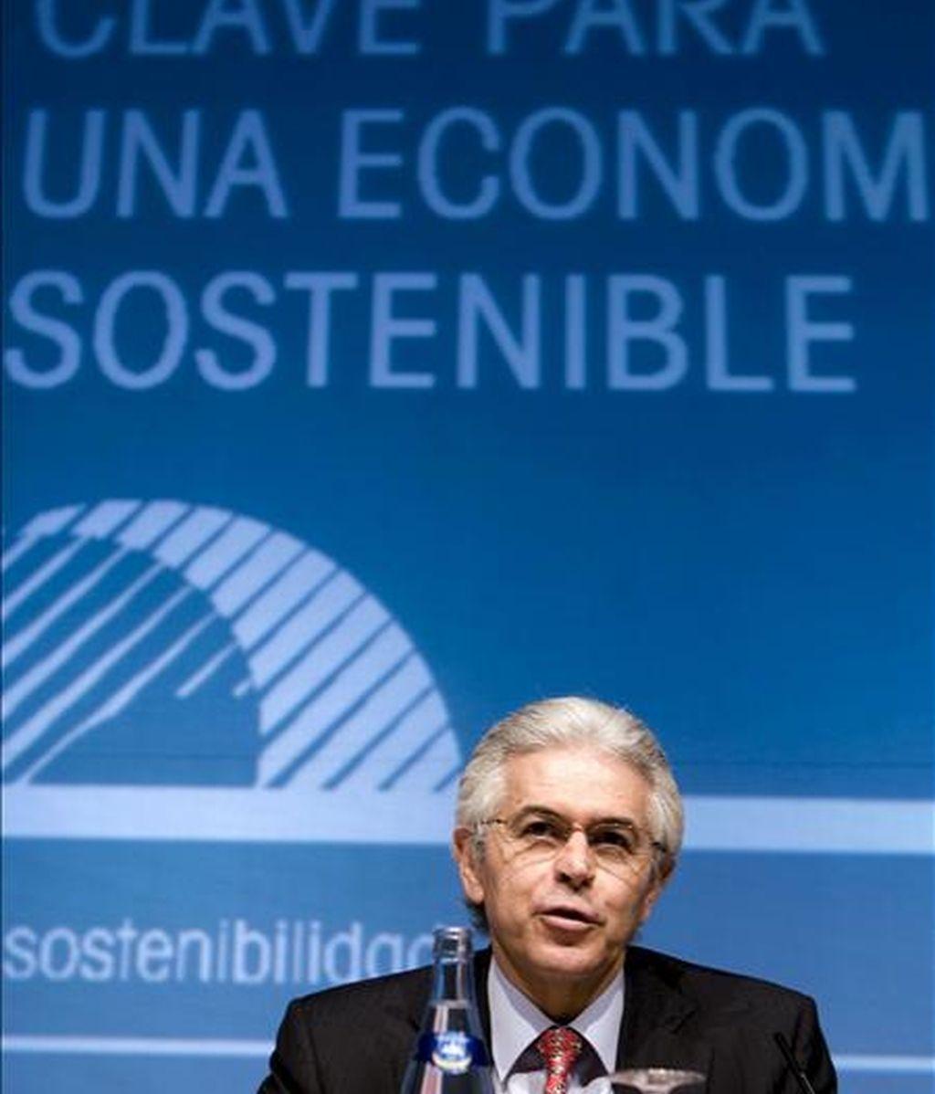El secretario de Estado de Telecomunicaciones y para la Sociedad de la Información, Francisco Ros. EFE/Archivo