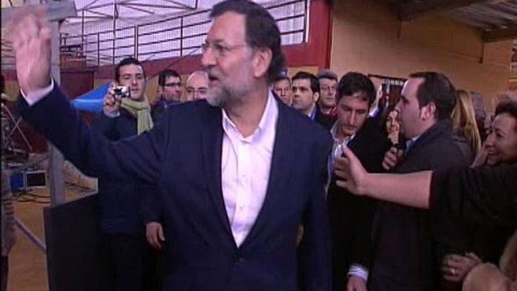 El PP adelanta al PSOE en intención de voto
