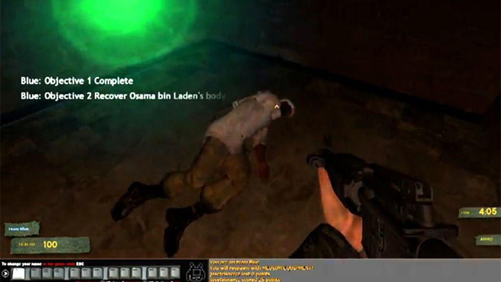 Los creadores del videojuego han recreado el escenario en Abbottabad, barrio donde se ocultó Bin Laden durante seis años.