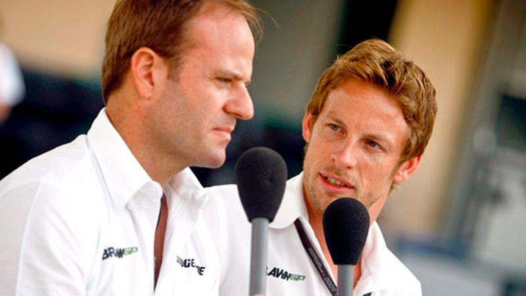 los pilotos de BRAWN GP, reclamados