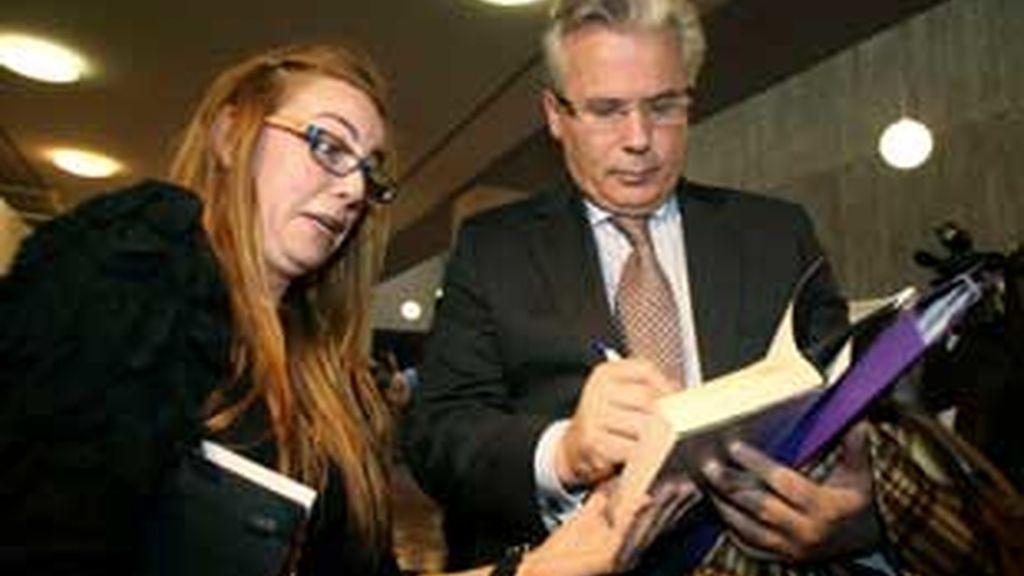 """Garzón ha denunciado """"intereses ajenos a la Justicia"""" contra él. FOTO: EFE / Archivo"""