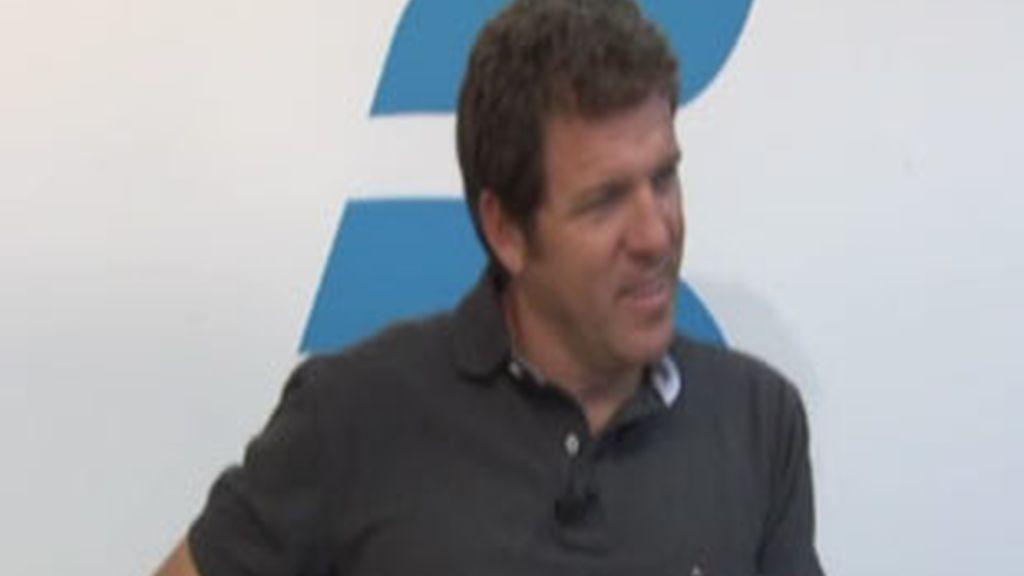 Desde Galicia a Canarias, Mario Picazo ha repasado la geografía española a través de las previsiones para este verano y para los próximos días. Vídeo: Informativos Telecinco