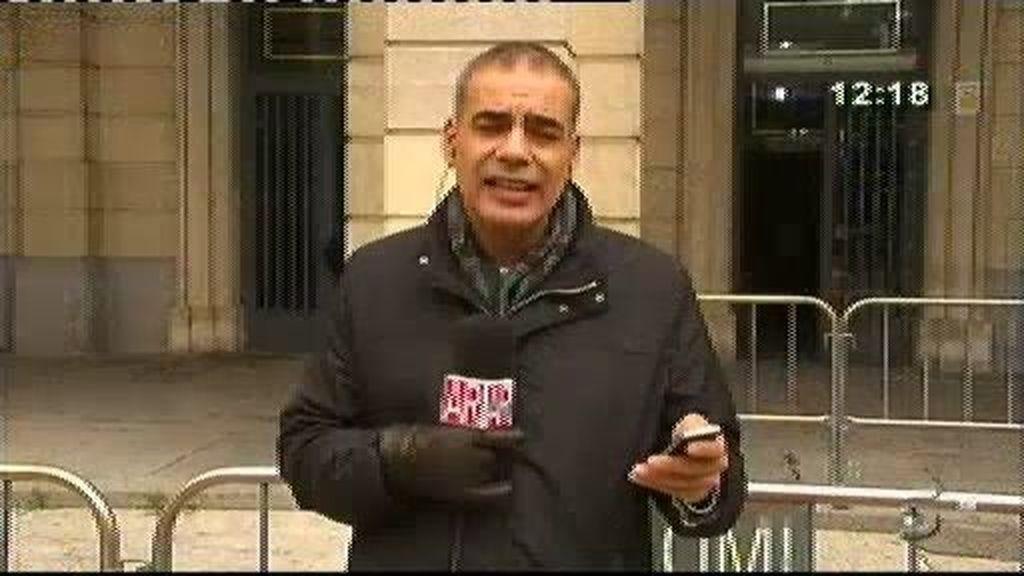 El juez del caso de M. del Castillo aplaza al lunes la decisión de citar  a declarar al taxista