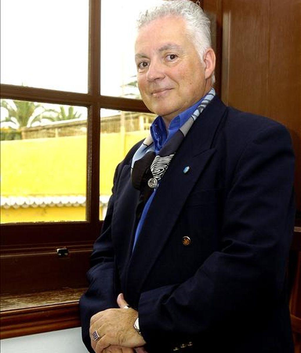 El escritor Javier de la Rosa. EFE/Archivo