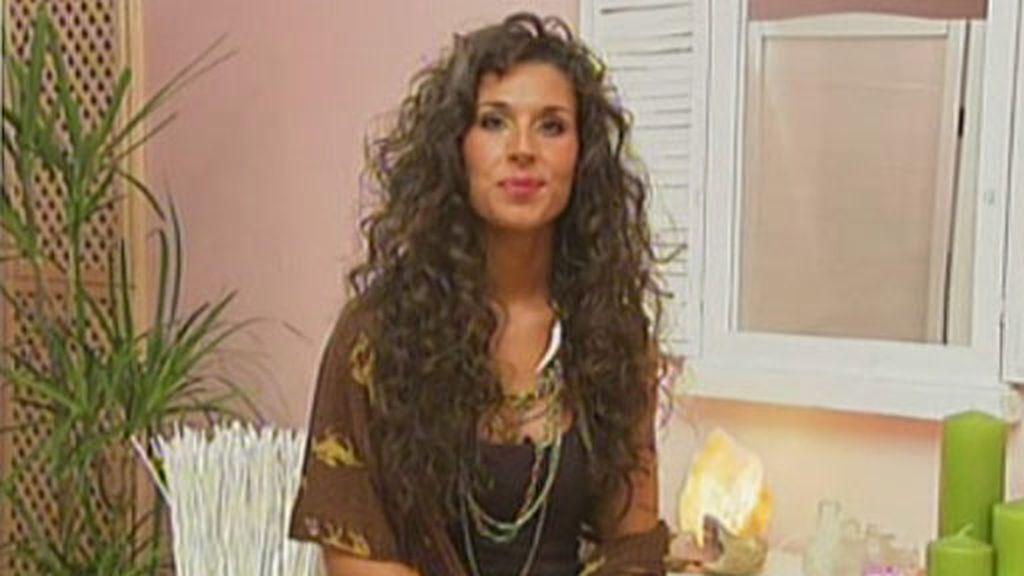 Alba, primera novia de Rafa
