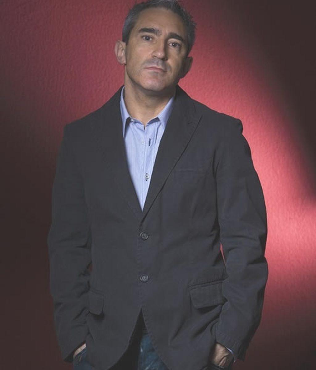 Jon Sistiaga, periodista de investigación