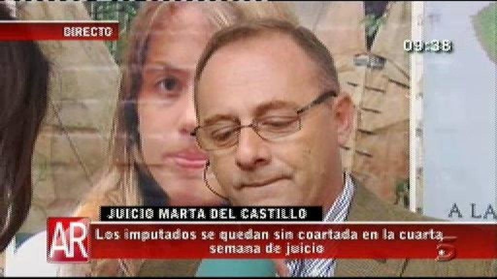 """Antonio del Castillo: """"Espero ver a todos los imputados donde les corresponde"""""""