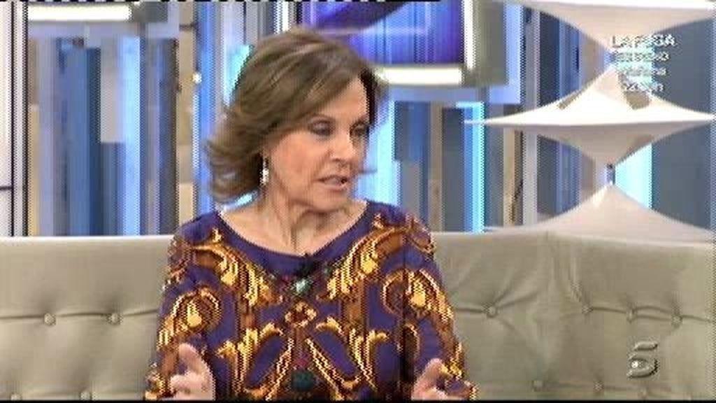 Carmen Camí, ex de Urdangarín, se enteró de la relación de los Duques de Palma por televisión