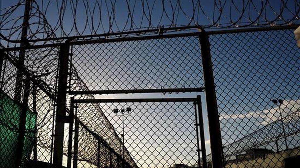 """El """"Campo Seis"""" de detención de la Base Militar de Guantánamo. EFE/Archivo"""