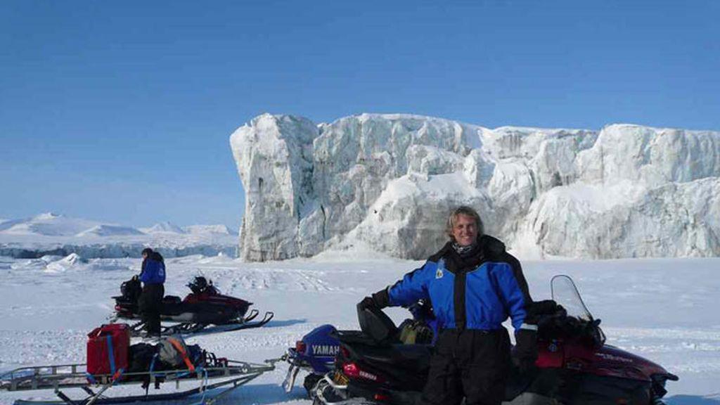 Los vírgenes parajes de las Islas Svalbard