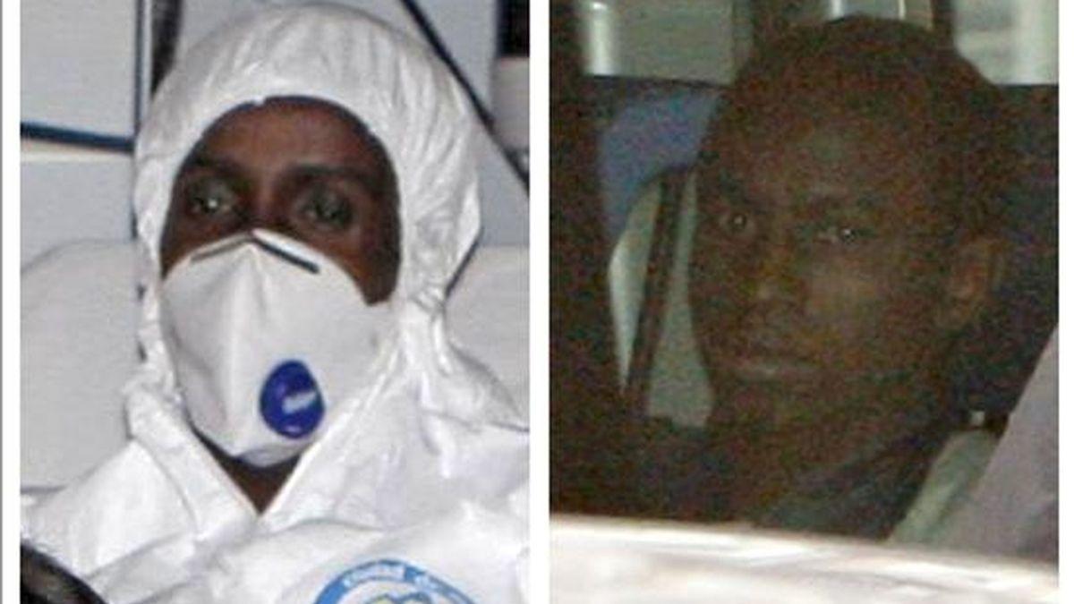 El tribunal o el propio juez llamarán a declarar a los marineros  liberados cuando lleguen a España. Vídeo: Informativos Telecinco