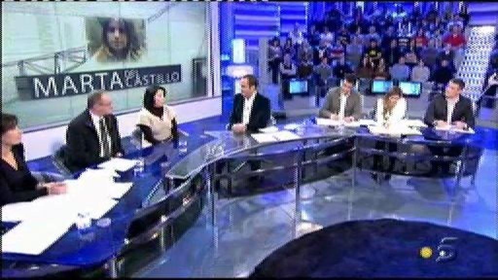 """Eva Casanueva: """"A la que le han arruinado la vida es a Marta"""""""