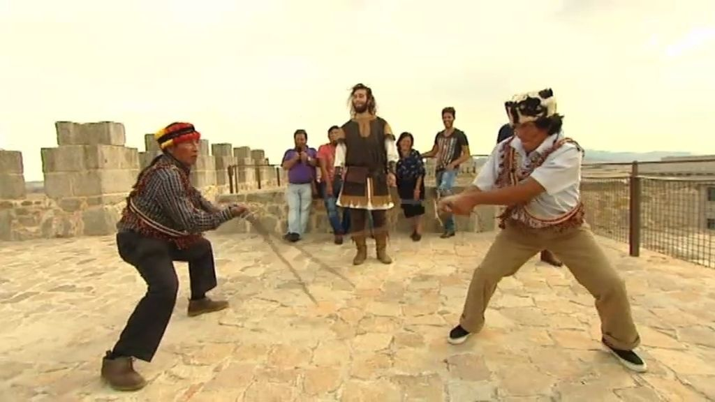 Yambía y Guirar pelean como niños
