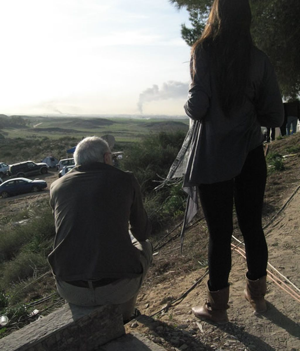 Jon Sistiaga: Gaza