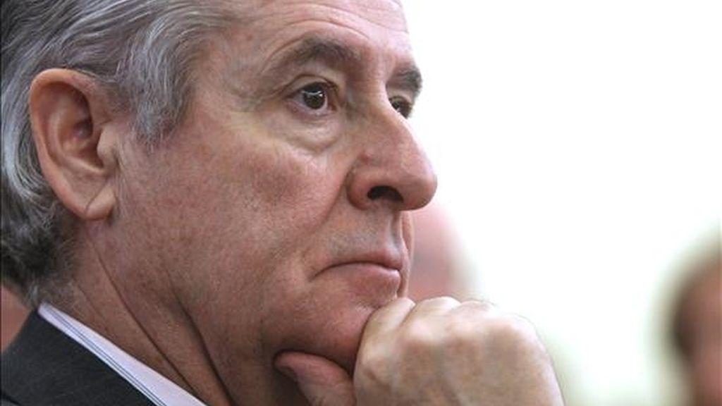 El presidente de Caja Madrid, Miguel Blesa. EFE/Archivo