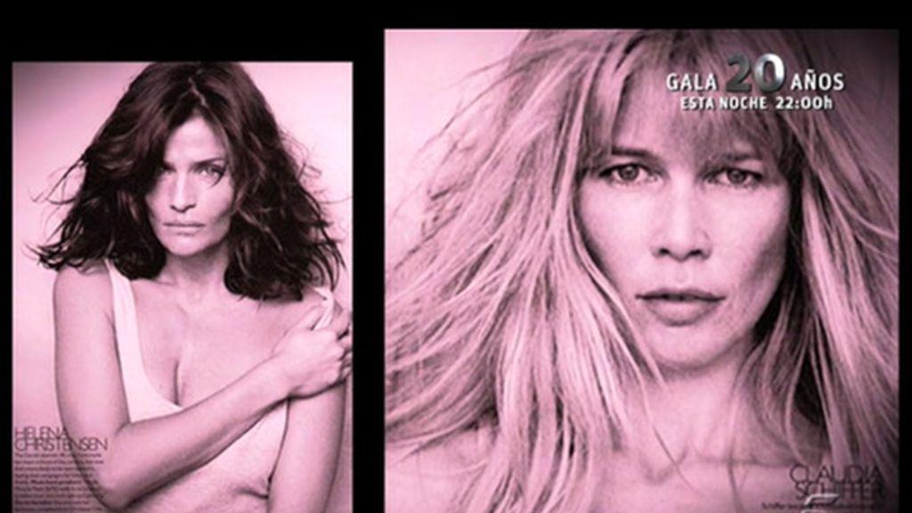 Supermodelos, 20 años después