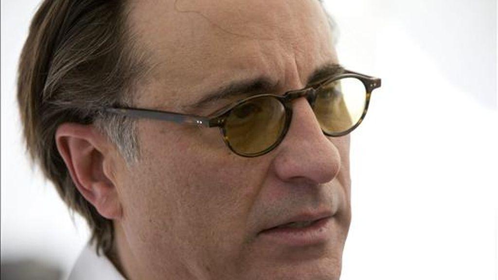 El artista cubanoestadounidense Andy García. EFE/Archivo