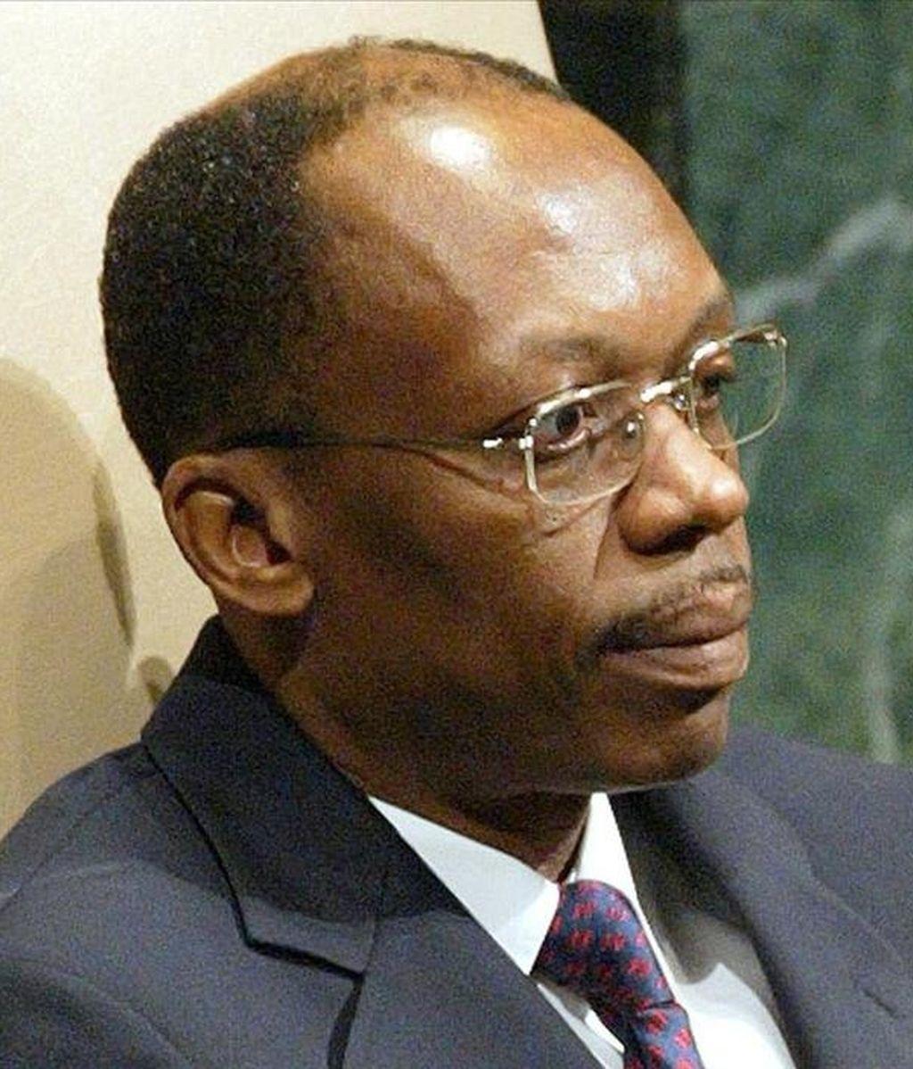 """Jean-Bertrand Aristide expresó el mes pasado su deseo de regresar a Haití para """"ayudar en el campo de la educación"""", y además alegó problemas de salud. EFE/Archivo"""