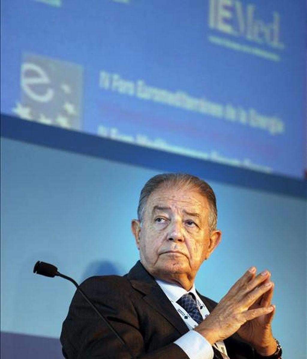 El presidente de Gas Natural y de Unión Fenosa, Salvador Gabarró. EFE/Archivo