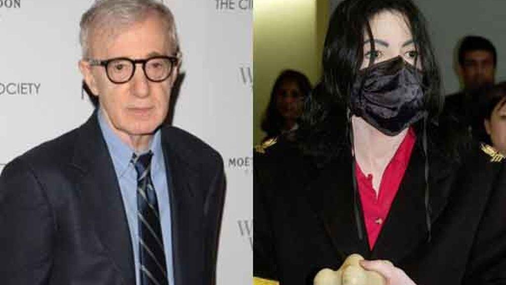 Woody Allen y Michael Jackson - Hipocondríacos